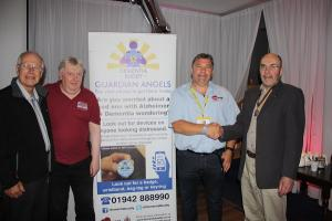 Mark Aldred from Dementia Buddy