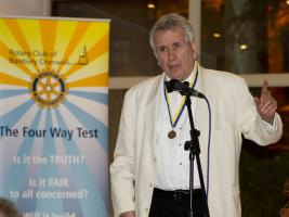 An Evening With...Martin Bell OBE  21st March 2014