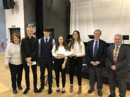 Young Musician Competition - Instrumentalists