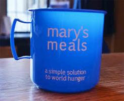 Fellowship Meeting & Cheque Presentation to Mary's Meals