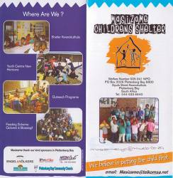 Masizame Children's Shelter Bus Appeal - 2015