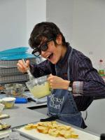 18 January 2014 - local students cook up a storm in Rotary Young Chef Competition