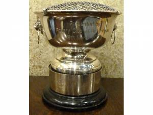 The Maurice Harrop Trophy