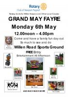 Rotary May Day Town Fair