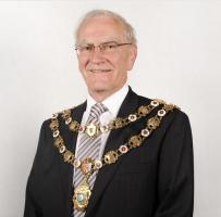 Cllr David Allan, Mayor of Royal Sutton Coldfield and Mayoress Linda Allan
