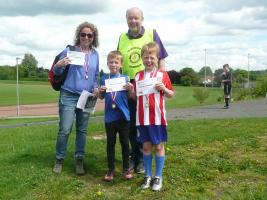 Sponsored walk: 'You walk, we run it!'