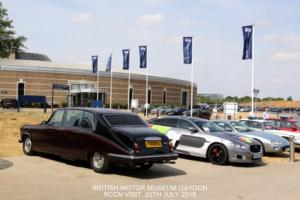 British Motor Museum Visit 25th July 2018