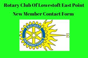 New Member Contact Form