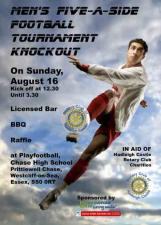 Five-a-side Football Tournament