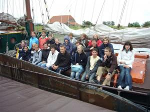 Rotarian Youth Visit to Netherlands 2006