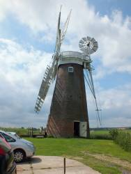 Visit to Hardley Windmill