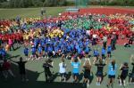 Jun 2012 Mini Olympics - run by the South Cambridgeshire Schools Partnership, at Wilbeforce Road CB3 0EQ