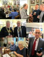 Social Evening with Settle Rotary Club
