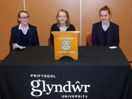Youth Speaks - District Final, Friday 7th March, Glyndwr University