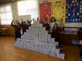Rotary Shoebox Appeal