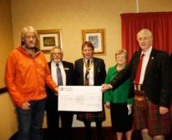 Support for Cairngorm Mountain Rescue Team