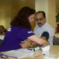 Know Your Blood Pressure Day 2014