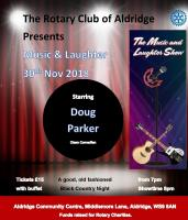 Black Country Music & Laughter Night