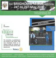 Ego States at the Brighouse Music Festival