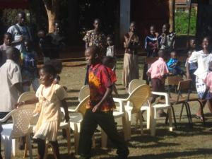 Jinja Orphans Christmas Party