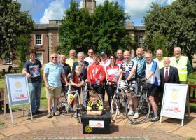 Charity Cycle Ride for Real Aid