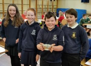 Aberlady Primary wins the schools quiz