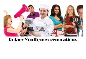 New Generations Committee Proposals for 2013-2014