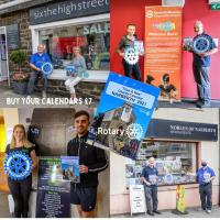 Narberth and Whitland Charity Calendars 2021
