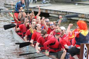 2014 Dragon Boats - What a fantastic day!