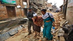 Nepal Earthquake Disaster Project
