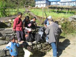 Report on Nepal Project
