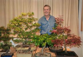 Bonsai – talk by David Kilvington