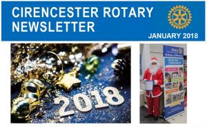 Newsletter- January 2018