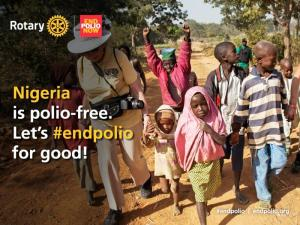 World Polio Day  23 October 2015