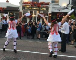 CROYDON NIGHT OF DANCE AND A  LONG-TERM PARTNERSHIP