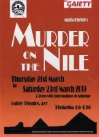 Murder on the Nile Night Out