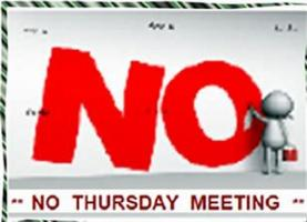 No Meeting Due to Youth Debate