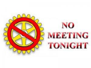 No Meeting - Christmas Party on Friday