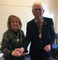 Norah Button & President George