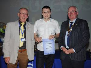 Norman Seddon Award 2014