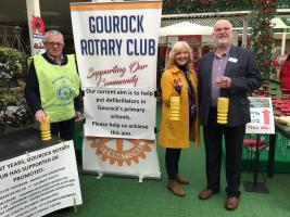 Charity Collection at Garden Centre