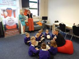 Oasis Academy Imagination Library Launch