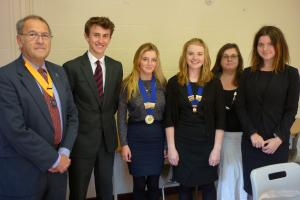 Meet Oswestry School Interact Club 2016