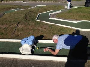 CRAZY GOLF COMPETITION 2015