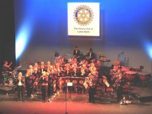 Brighouse and Rastrick Band Concert 27 September 2014