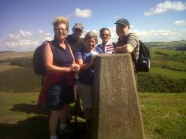 ROTAVENTURE! Offas Dyke Walk Parts 5, 6 and 7