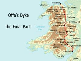 Rotaventure - Offa's Dyke - The Final Part