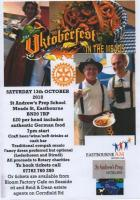 Oktoberfest in the Meads