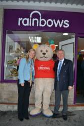 Rainbows Hospice Shop Matlock