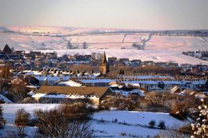 Views around Church and Oswaldtwistle